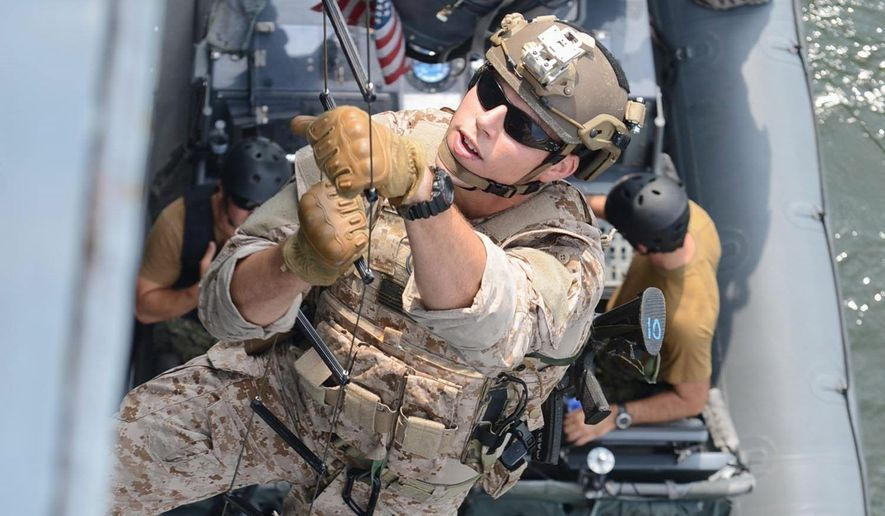 U.S. special forces not ready to integrate women, report finds