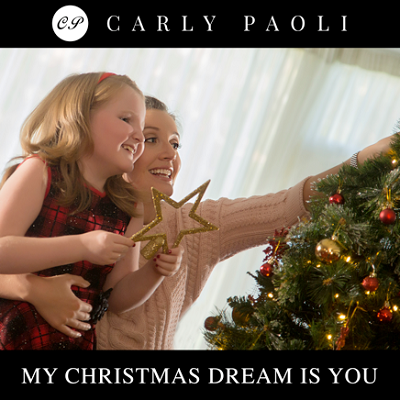 Carly Paoli Christmas single: My Christmas Dream is You