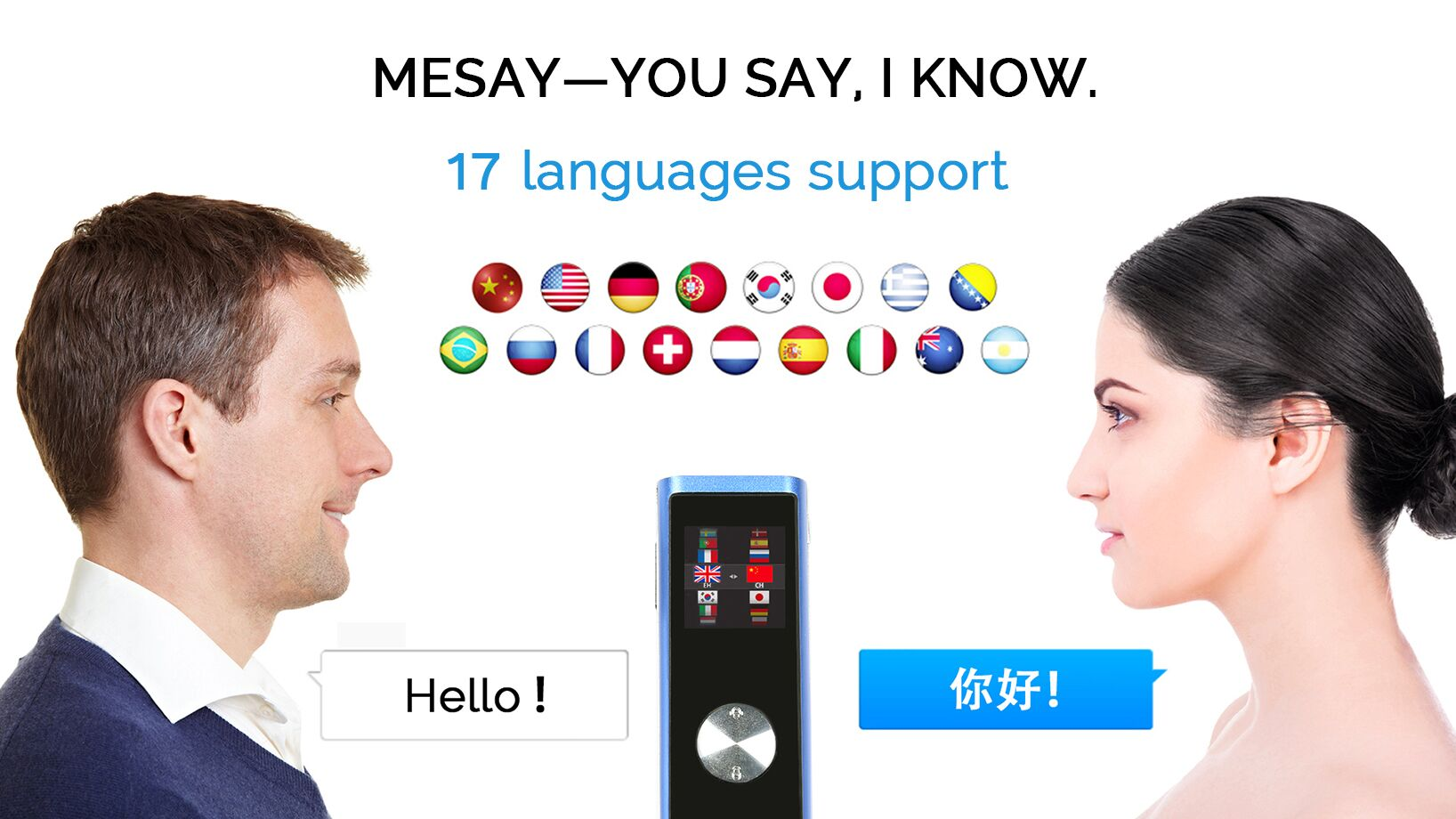 Mesay, The Translation Device That Helps People Scale Globally Launches On Kickstarter